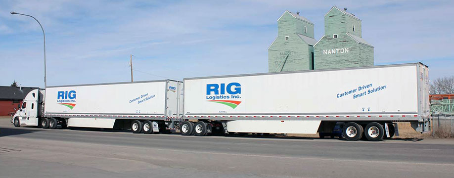 Environmental - RIG Logistics Trucking Calgary, AB