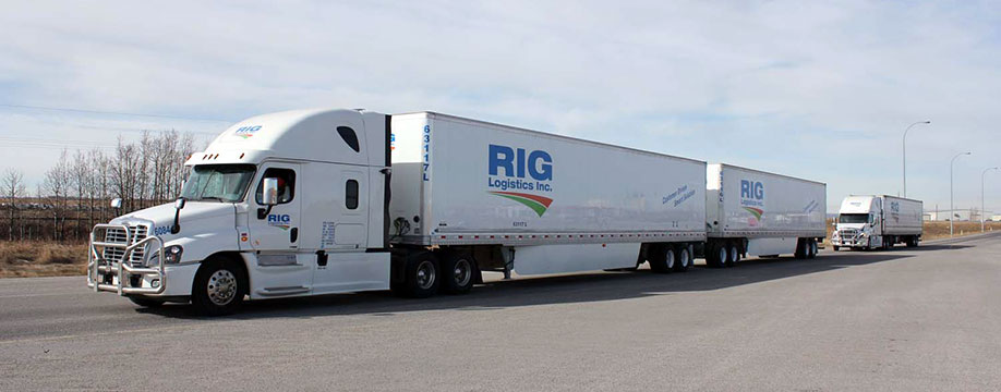 Safety & Compliance RIG Logistics Trucking Calgary, AB