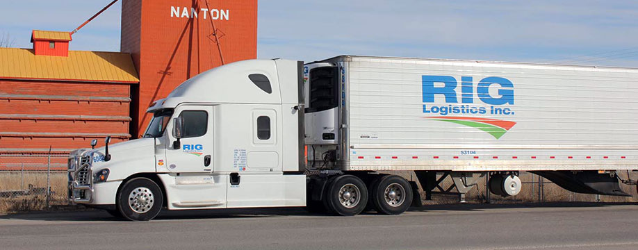 Trucking Jobs Calgary >> RIG Logistics Trucking Calgary, AB - Trucking Services ...