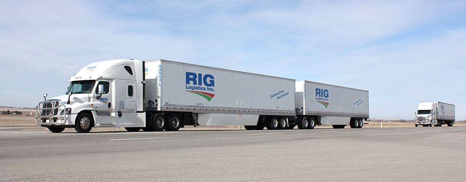 About RIG Logistics Trucking Calgary, AB